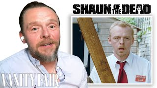 Simon Pegg Breaks Down His Career, from 'Shaun of the Dead' to 'Star Trek'   Vanity Fair