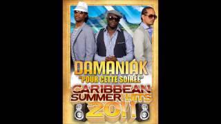 DAMANIAK - POUR CETTE SOIREE - 2012  NOUVEAU CARIBEAN SUMMER HITS