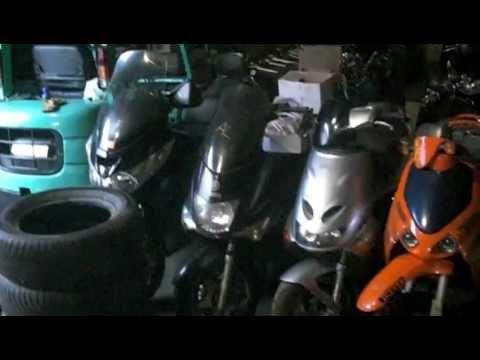 Мопеды из Японии бу со склада в Одессе MVI 3068 - YouTube