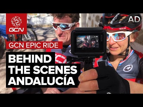 What Does It Take To Film An Epic Ride? | Andalucía Uncorked