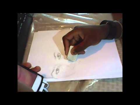 Michael Sellers Drawing Sierra Benjamin