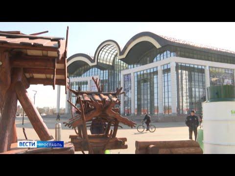 Видео В Ярославле открылась выставка «Загородный дом»