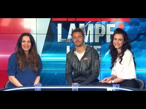 Lampe! Live: Interview mit Budinsky und Haas