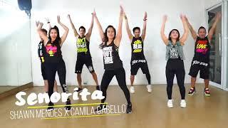 اجمل رقص بنات على اغنية سنيوريتا senorita