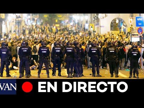 EN DIRECTO  | Rodean la delegación del Gobierno en Barcelona