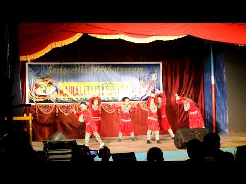 Student of the Year Song Kukkad NITYA's Performance 2012