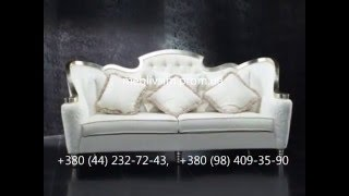 видео Честер кожаный диван в стиле Неоклассик