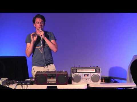 Ed Bear Live at ShapeShifter Lab
