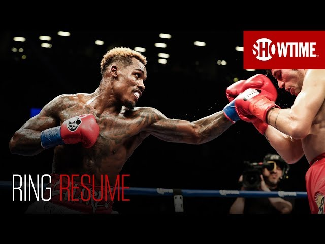 RING RESUME: Jermall Charlo | SHOWTIME Boxing