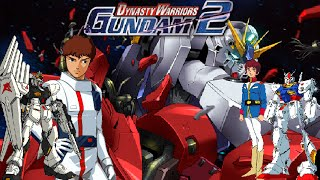 Dynasty Warriors Gundam 2 - Amuro Offical Story Mode