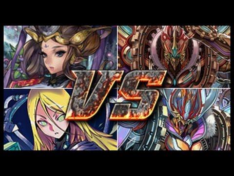 Cardfight!! Vanguard: Genesis (Regalia) vs Gear Chronicle (Chronoscommand Revolution)