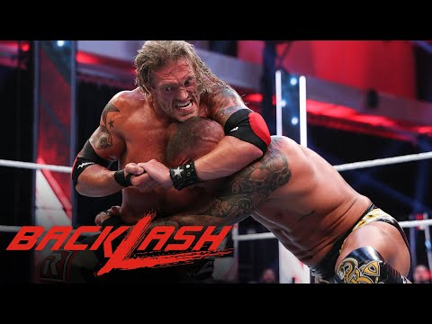 Randy Orton and Edge trade iconic finishers: WWE Backlash 2020 (WWE Network Exclusive)