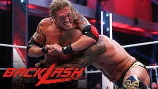 Randy Orton And Edge Trade Iconic Finishers: Wwe Backlash 2020 Wwe Network Exclusive