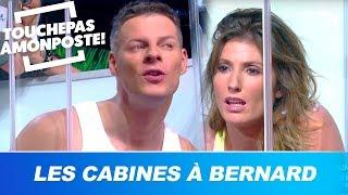 Les cabines à Bernard : grosse frayeur pour Caroline et Matthieu !