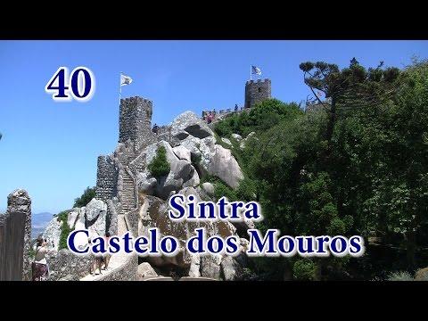 40 - Sintra: Castelo dos Mouros