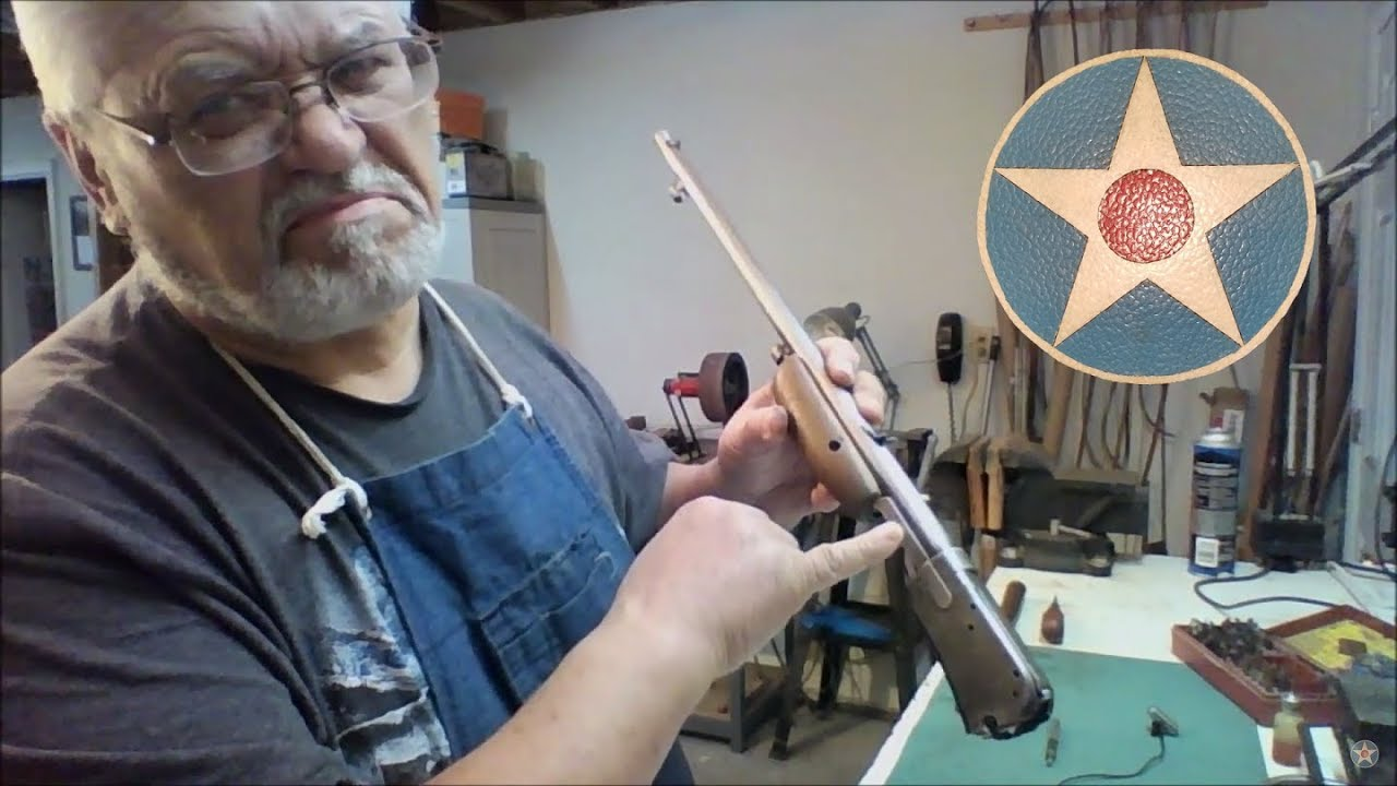 The Old Gunsmith - Project Gun part 2 - Solving Disassembly Issues & Overall Condition