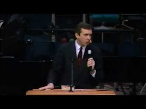 """Church Instructions"" Anthony Mangun BOTT 1987"