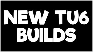 Making New BUILDS in TU6! - The Division 2