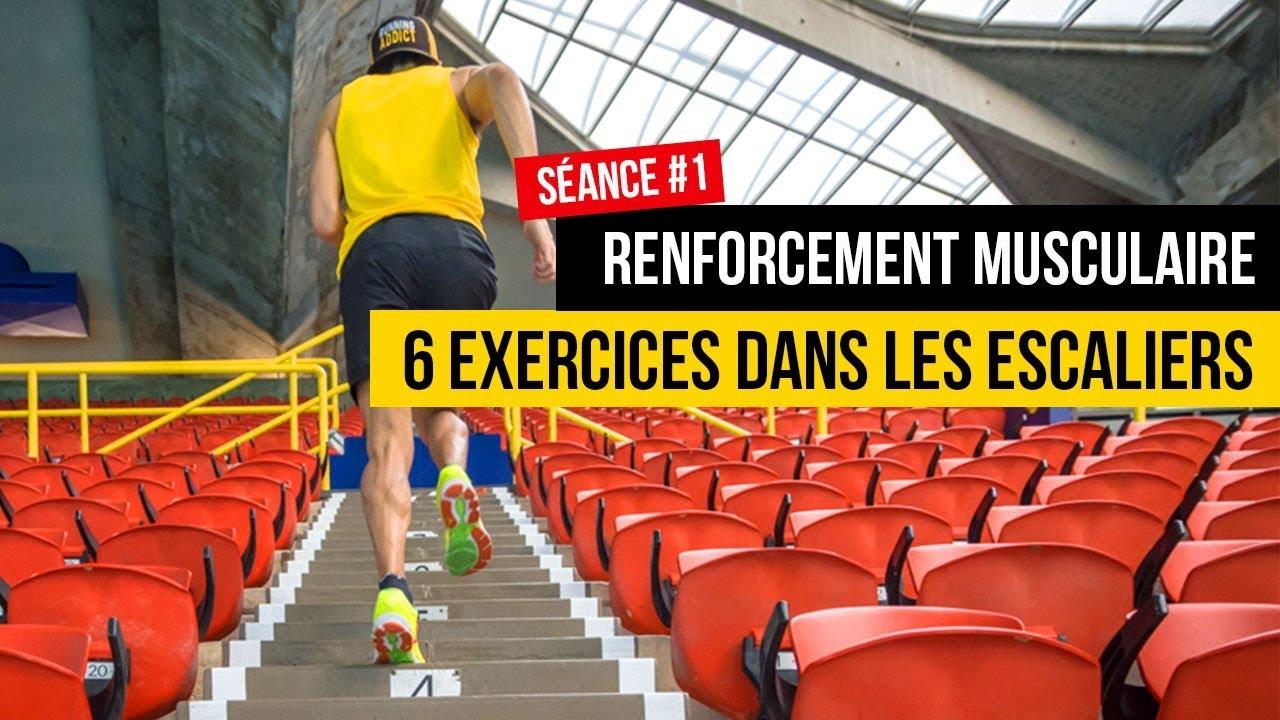 Renforcement musculaire course à pied #1 : 6 exercices de ...