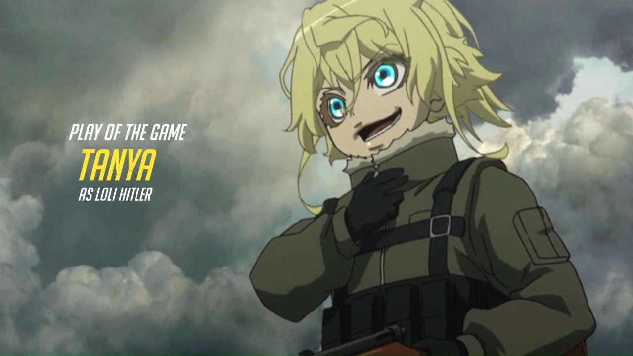 Youjo Senki - Play of the Game - YouTube