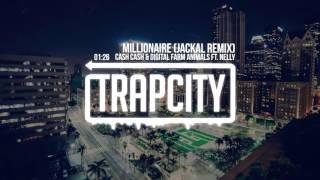 Cash Cash & Digital Farm Animals   Millionaire ft  Nelly Jackal Remix
