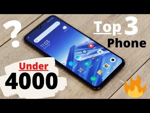Best Smartphone Under 4000 🔥| Top 3 Phone Under 4000 In 2020