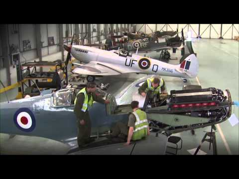 The Battle of Britain the RAF Story Part One