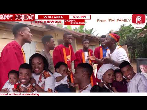 Woli Agba - Funny Greetings   Compilation Vol 6