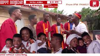 FUNNY GREETINGS by WOLI AGBA   Compilation Vol 6