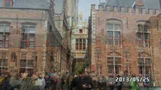 Брюгге 2013. Бельгия(Брюгге - город сказка. Брюгге - это и есть одна большая достопримечательность, по нему можно бродить, каждый..., 2013-08-17T18:27:56.000Z)