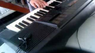 Am ende der Stille piano cover - Lacrimosa