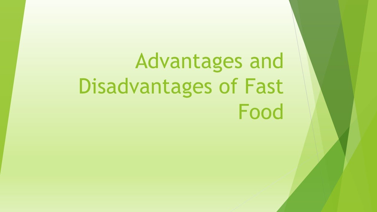 advantages and disadvantages exotic foods What are the advantage and disadvantage of food courts food court can only be two types of food advantages and disadvantages of small food courts.