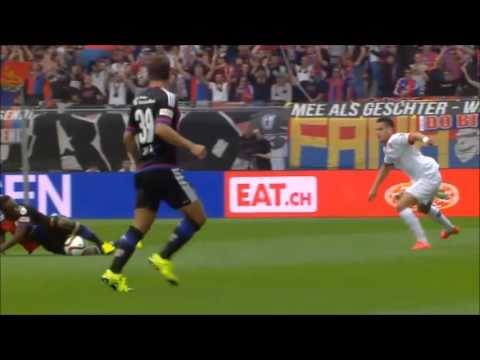 Relive: FC Basel vs. FC Sion (3:0) - 01.08.2015