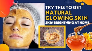 HERBAL FACE MASK FOR GLOWING AND BRIGHT SKIN WINTER SPECIAL च हर पर instant glow ल य