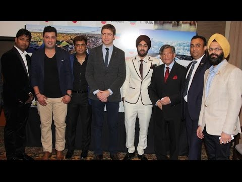Celebs at the presentation of Lithuanian Film Industry by UDM Events held at JW Marriott, Juhu