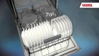 Vestel Dishwasher Machines Novus IFA 2011 YouTube