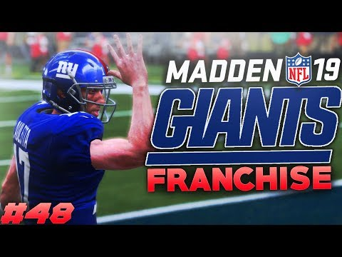 The Turkey! Madden 19 New York Giants Franchise Ep. 48