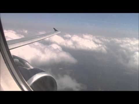 Us Airways Full Flight: Raleigh-Charlotte