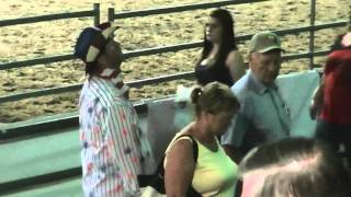 "Dennis Lee as ""Denny the Clown"" funny pranking audience prank"