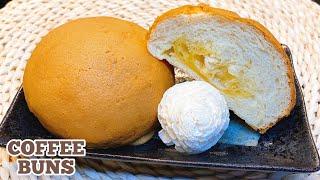 Cách Làm Bánh Mì Cà Phê Papparoti Thơm Ngon - How To Make Coffee Bun/Roti Boy/Papparoti