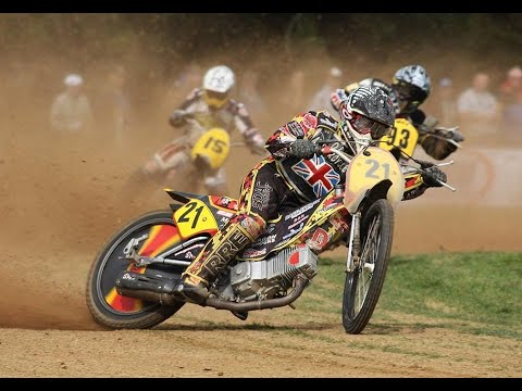 Champion of Champions Grasstrack 2017 (Solo Races)