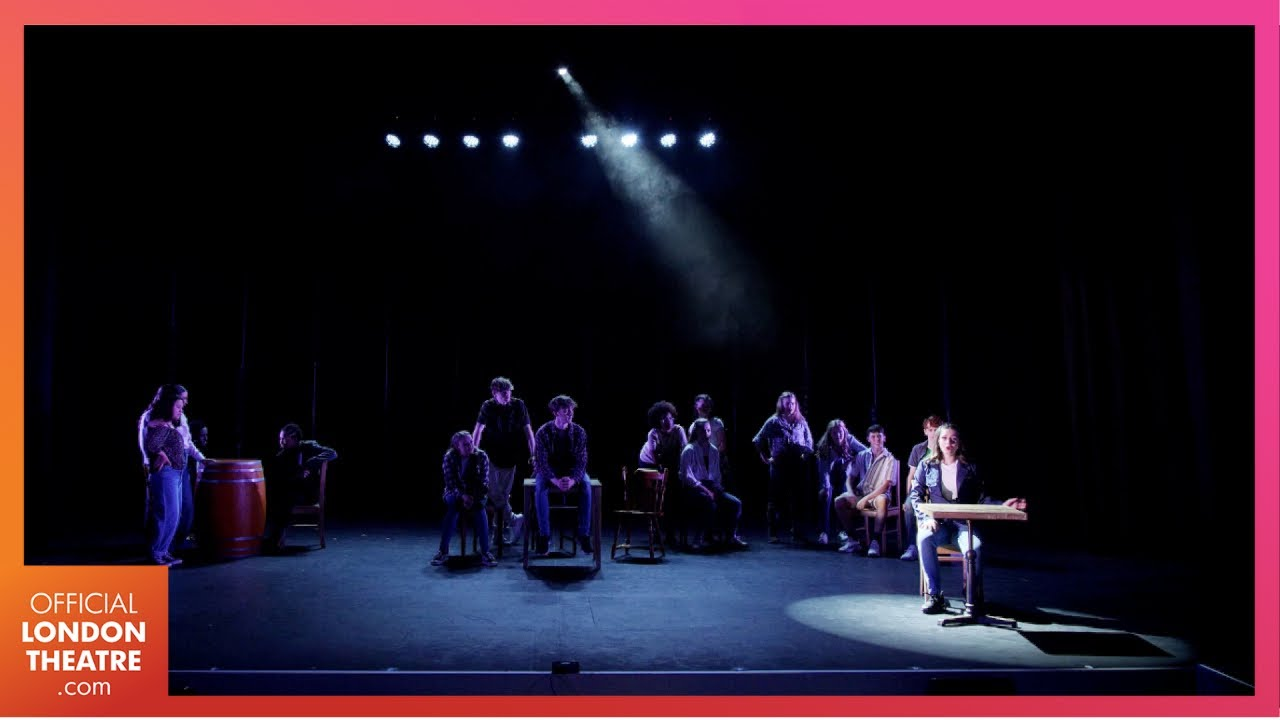 Download Me and The Sky - Come From Away   Alice Fearn and Ellis