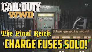 SOLO CHARGE FOUR FUSE BOXES GUIDE! The Final Reich