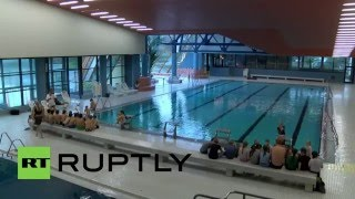Germany: Swimming pool near Cologne bans male refugees