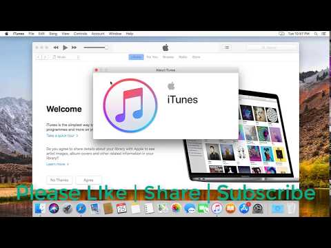 How To Update ITunes 12.8 On Mac (Tutorial)