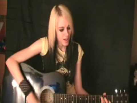 Naked (Avril Lavigne cover) - Leka - YouTube