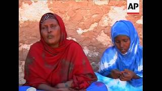 Interview with mother of captured alleged pirate