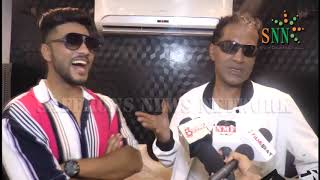 APACHE INDIAN SHOOT A MUSIC VIDEO  WITH RAFTAAR FOR AN INTERNATIONAL TRACK