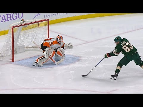 11/14/17 Condensed Game: Flyers @ Wild