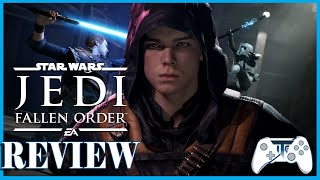 Star Wars Jedi Fallen Order Review (Video Game Video Review)